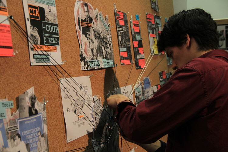 Especulópolis: Grupo TOMA en la Bienal de Arquitectura de Chicago, Cortesía de Grupo TOMA