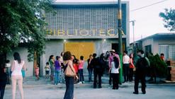 México: rehabilitación de biblioteca en Colonia Victoria, por Proyecto Reacciona