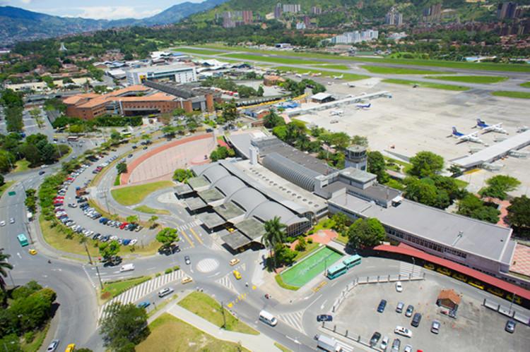 © Archivo Digital- Aeropuerto Olaya Herrera