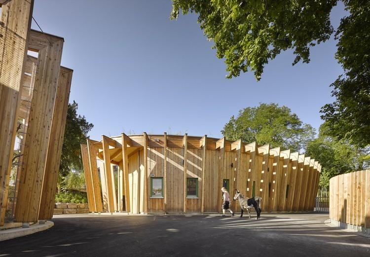 Zoológico Öhringen / Kresings Architektur, © Roman Mensing