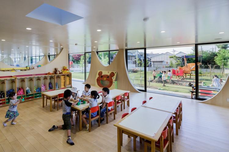 Yutaka Kindergarten / SUGAWARADAISUKE, © Jeremie Souteyrat