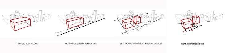 Conceptualización. Image Cortesía de SMF Arquitectos