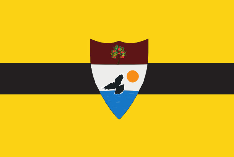 Design Liberland: Competition Seeks to Masterplan New European Micronation, Liberland Flag. Image © Liberland