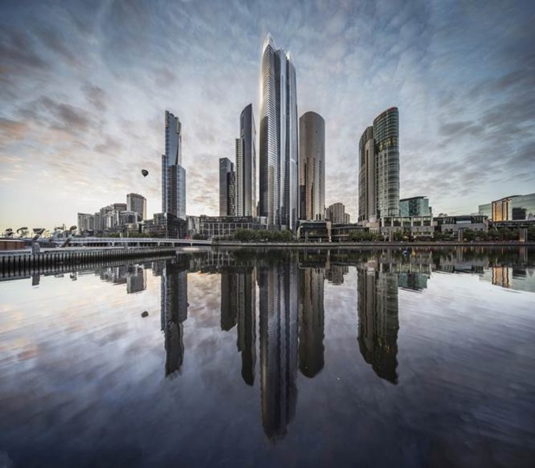 Wilkinson Eyre Selected to Design Australia's Second Tallest Tower, © Wilkinson Eyre