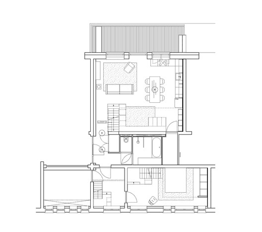 Apartment Conversion / Standard Studio + CASA architecten