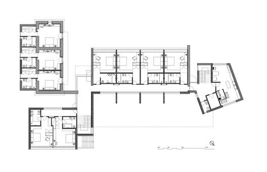 Ground Floor Plan (A)