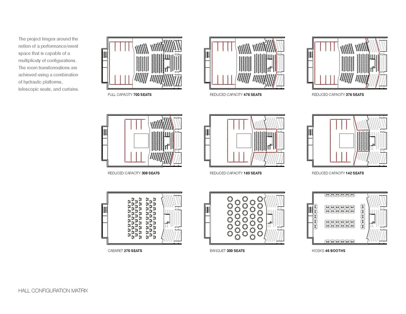 Gallery of Mont-Laurier Multifunctional Theater / Les architectes ...