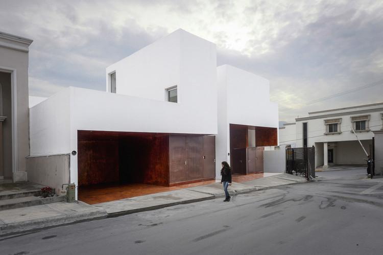 Casas CS / P+0 Arquitectura, © FCH Fotografía