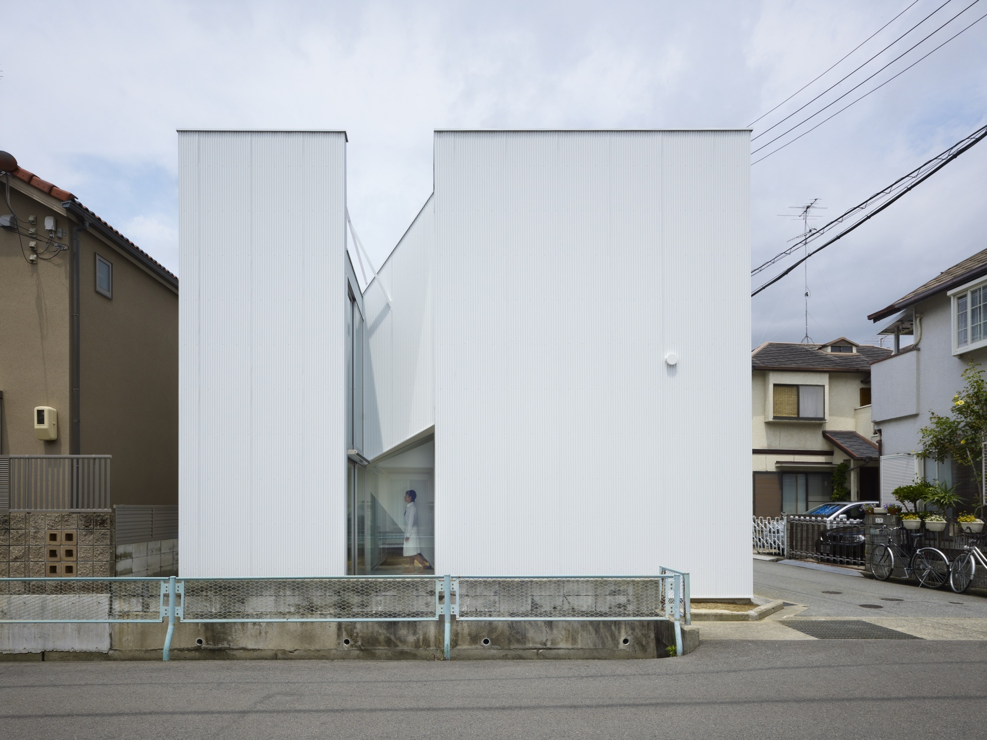 Slice Of The City Alphaville Architects Archdaily