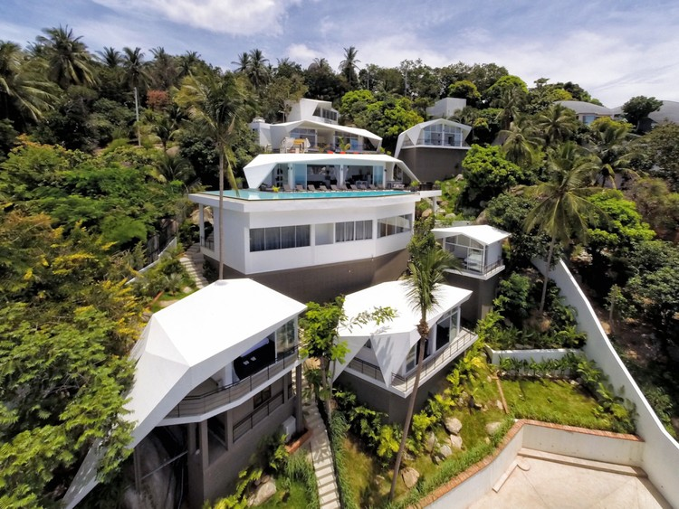 Suan Kachamudee / Sicart & Smith Architects, © Anne Sophie Maestracci