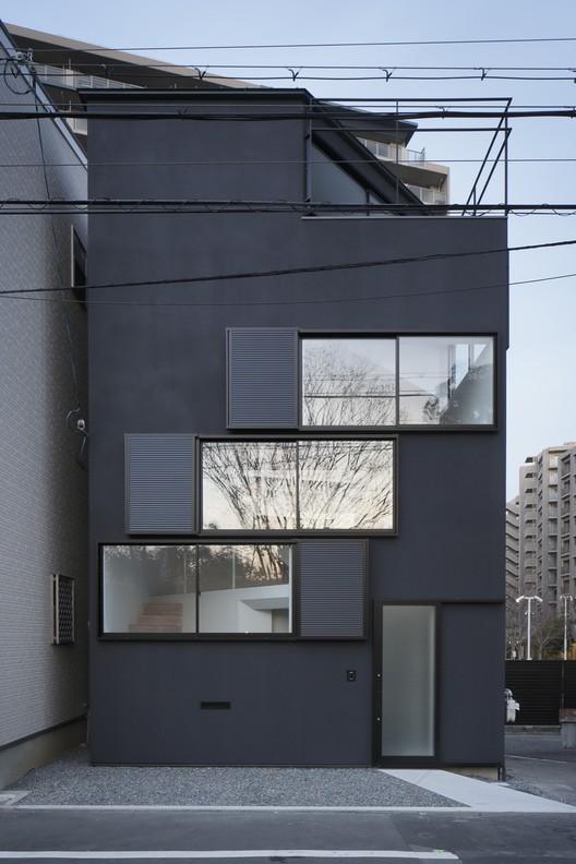 Casa de la Ventana en Espiral / Alphaville, © Kai Nakamura
