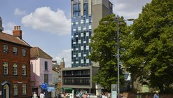 Westlegate Tower in Norwich / 5th Studio