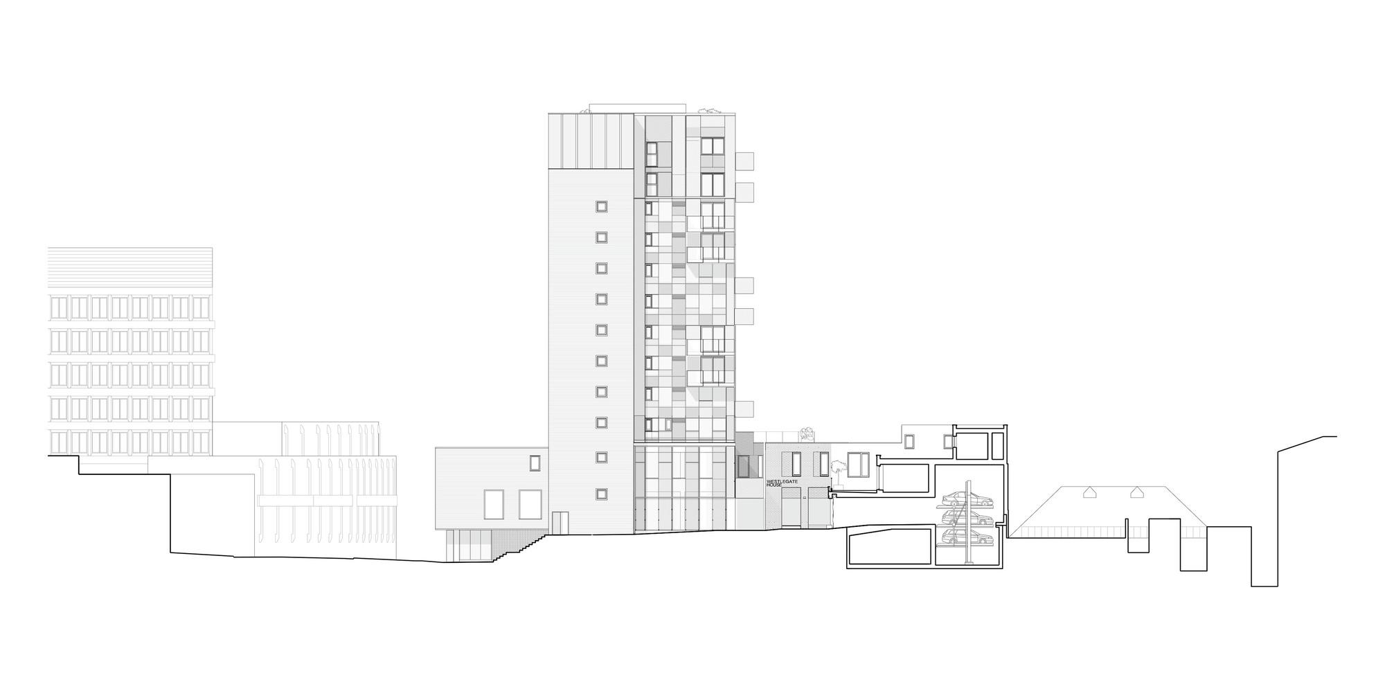 Architecture studio for 5th studio architects