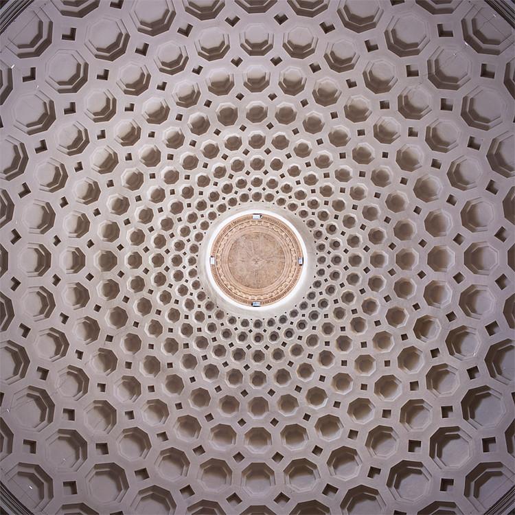 San Bernardo alle Terme, 1598, Rome. Image © 2015 Jakob Straub, www.jakobstraub.com