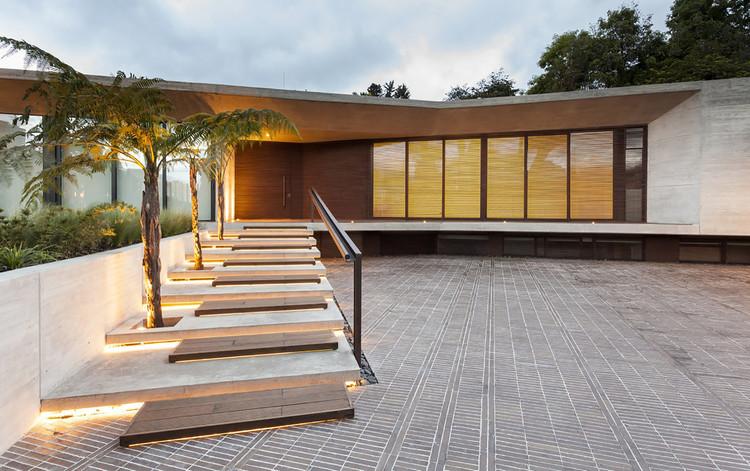 Casa CR / H+H Arquitectos. Imagen © Rodrigo Dávila