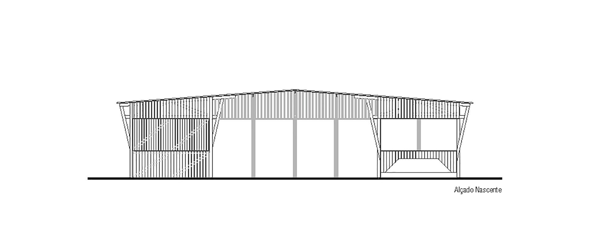 Galeria de Cozinha Comunitária das Terras da Costa / ateliermob  #666565 2000 771
