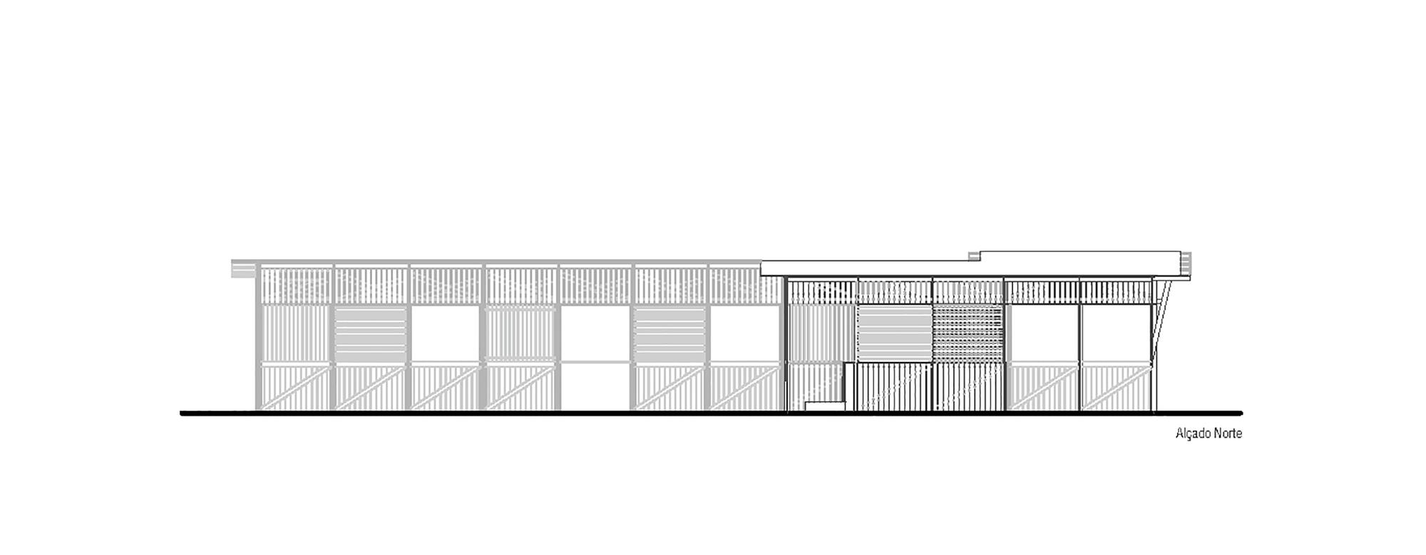 Galeria de Cozinha Comunitária das Terras da Costa / ateliermob  #161616 2000 779