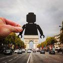 Arc de Triomphe, Paris. Image © Rich McCor
