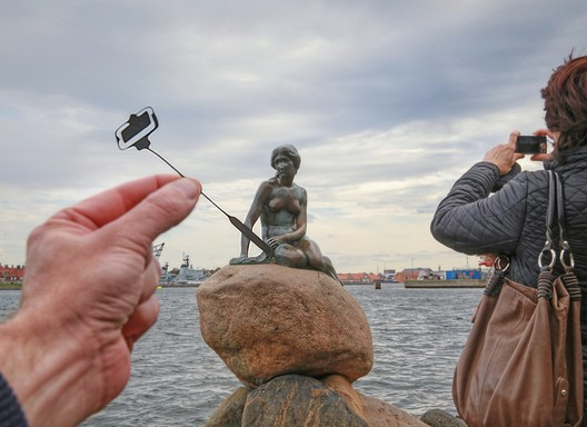 The Little Mermaid, Copenhagen. Image © Rich McCor