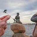 The Little Mermaid, Copenhagen. Image © Rich McCor