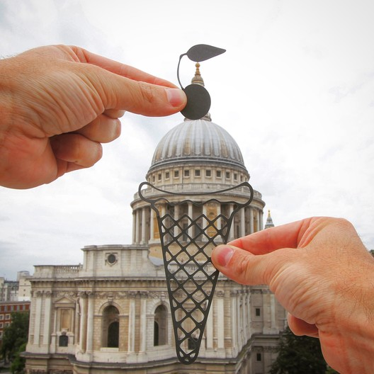 St. Paul's Cathedral, London. Image © Rich McCor