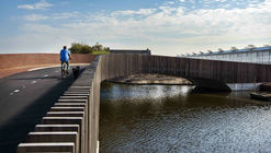 Vlotwateringbrug / NEXT architects