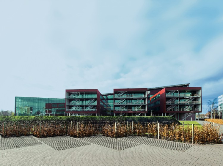 VIVES University College Campus Bruges / SAR architecten, © Christine Deboosere