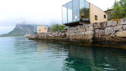 Manshausen Island Resort / Stinessen Arkitektur