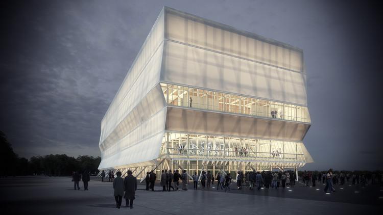 Teatro Regional del Biobío. Image Cortesía de Consejo Nacional de la Cultura y las Artes
