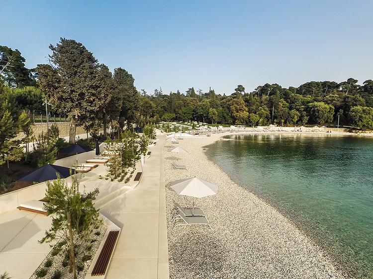 Playa Mulini / Studio 3LHD. Imagen © Joao Morgado