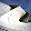 Centro Heydar Aliyev / Zaha Hadid Architects. Imagen © Hélène Binet