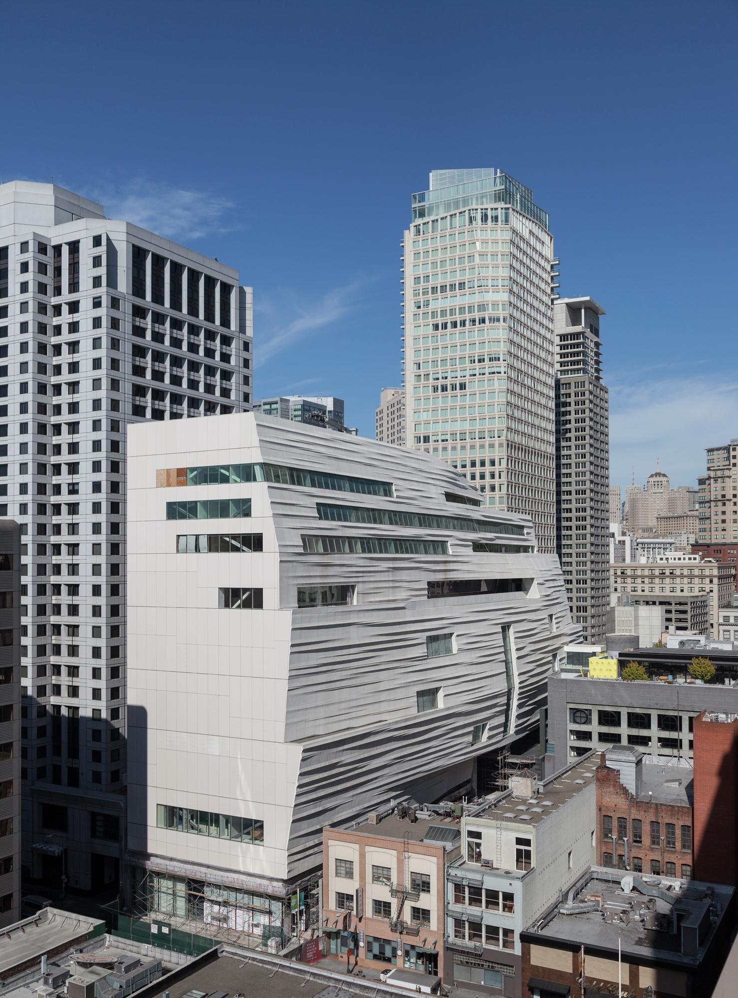 Modern Architecture San Francisco