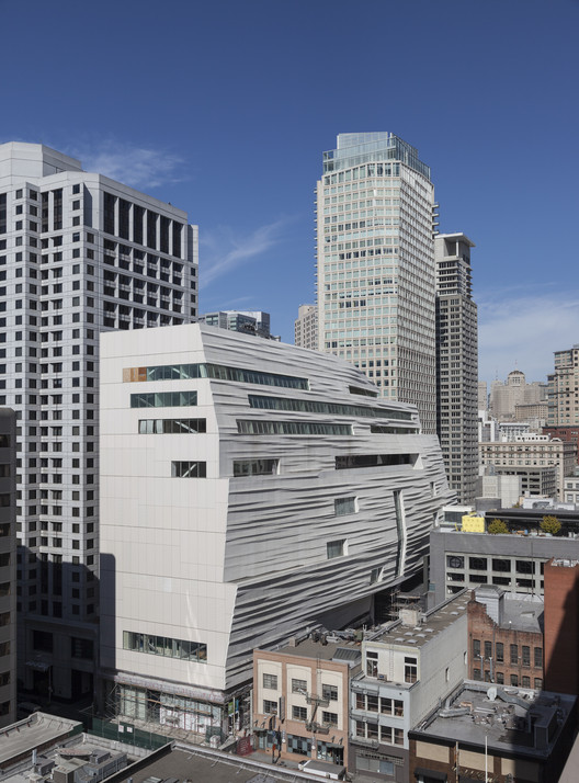 Snøhetta's SFMOMA Expansion Nears Completion , © Henrik Kam, courtesy of SFMOMA.