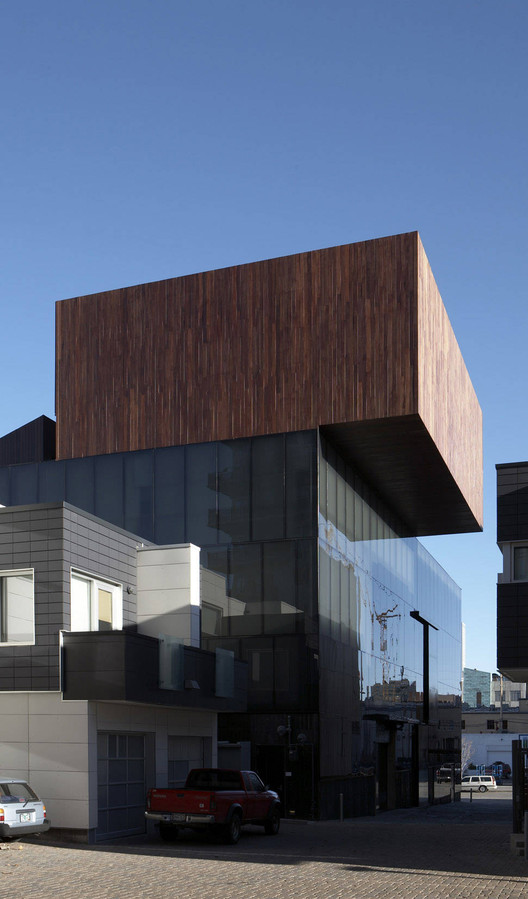 Museum of Contemporary Art Denver / Adjaye Associates. Image © Adjaye Associates