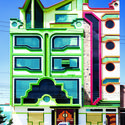Freddy Mamani: 'No es arquitectura exótica, sino una arquitectura andina que transmite identidad'