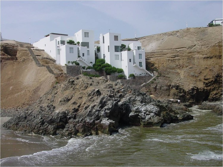 Casa de Playa Soyer-Palacios. Image Cortesía de Archivo Emilio Soyer Nash
