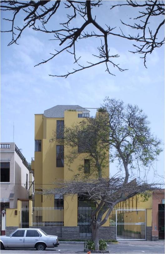Edificio Saénz Peña. Image Cortesía de Archivo Emilio Soyer Nash