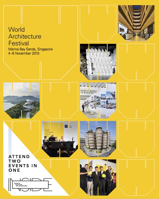 World Architecture Festival 2015 Seminar Program