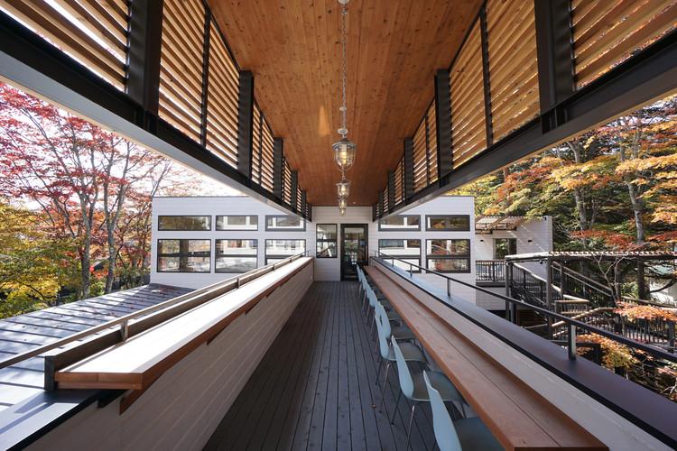 Pastelería y Restaurante SAWAMURA / Yuji Tanabe Architects, Cortesía de Yuji Tanabe