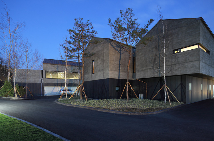 Country Club 360 ° Tierra Flor, Agua, Viento /  IROJE Architects & Planners, © Jong Oh Kim