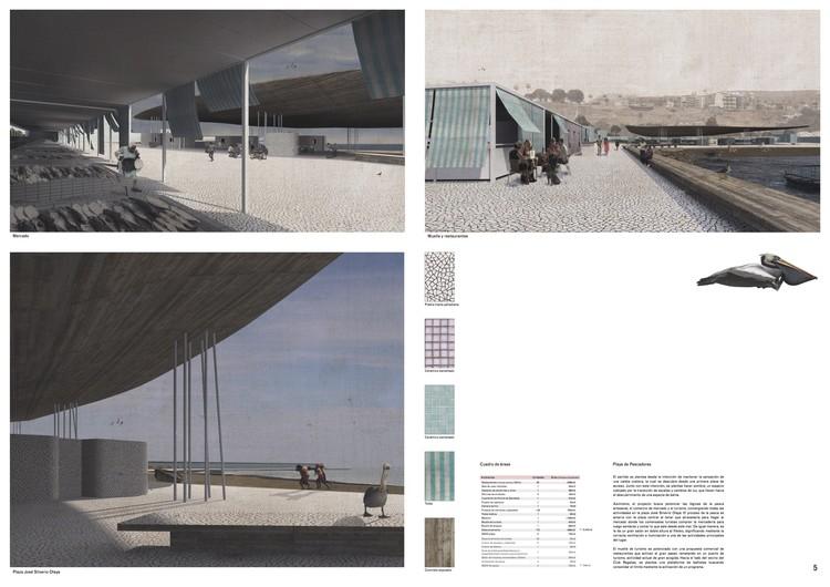 Lámina #05. Image Cortesía de La Fábrica + Ghezzi Novak