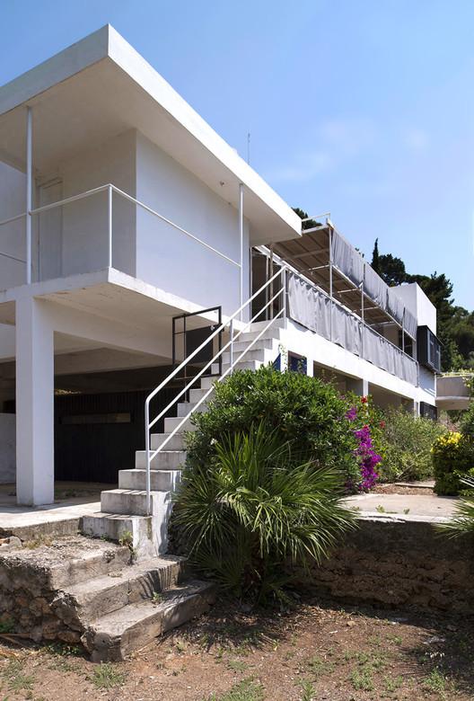 Clásicos de Arquitectura: E-1027 / Eileen Gray y Jean Bodovici, Vista exterior. Image © Tim Benton