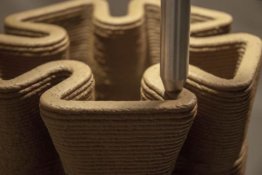 Impressão 3D realizada com Pylos. Imagem via Pylos