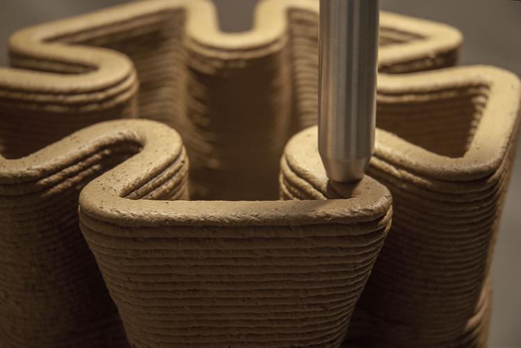 Impresión 3D realizada con Pylos. Image vía Pylos
