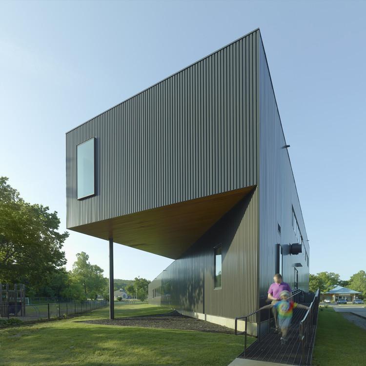 Escuela Infantil Montessori en Fayetteville / Marlon Blackwell Architects, © Timothy Hursley