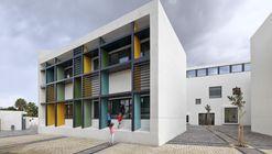 Escola Primária em Tel Aviv / Auerbach Halevy Architects