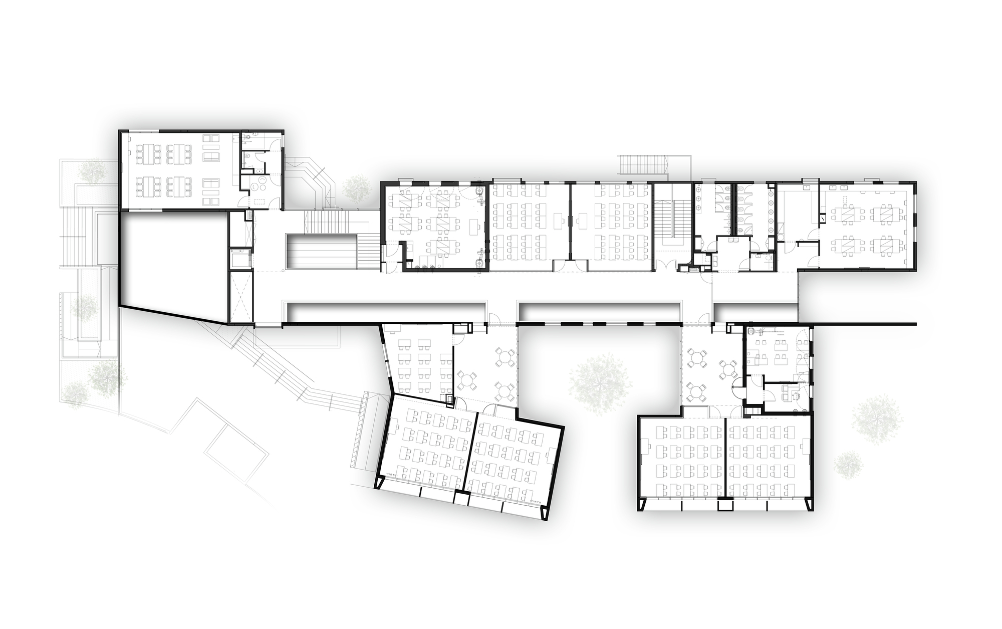 gallery of elementary school in tel aviv / auerbach halevy