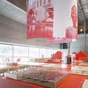 Conference: 'Research on Display: The Architecture Exhibition as Model for Knowledge Production' Research on display. Image via Het Nieuwe Instituut