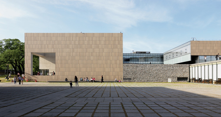 Museo de arte moderno y contemporáneo  /  Hyunjun Mihn + mp_art architects  , © Hyunjun Mihn