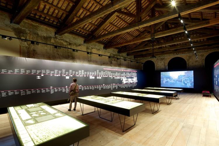 Se abre convocatoria para conformar el equipo curatorial del Pabellón Peruano en la XV Bienal de Venecia, IN/FORMAL Pabellón de Perú en la Bienal de Venecia 2014.. Image © Nico Saieh